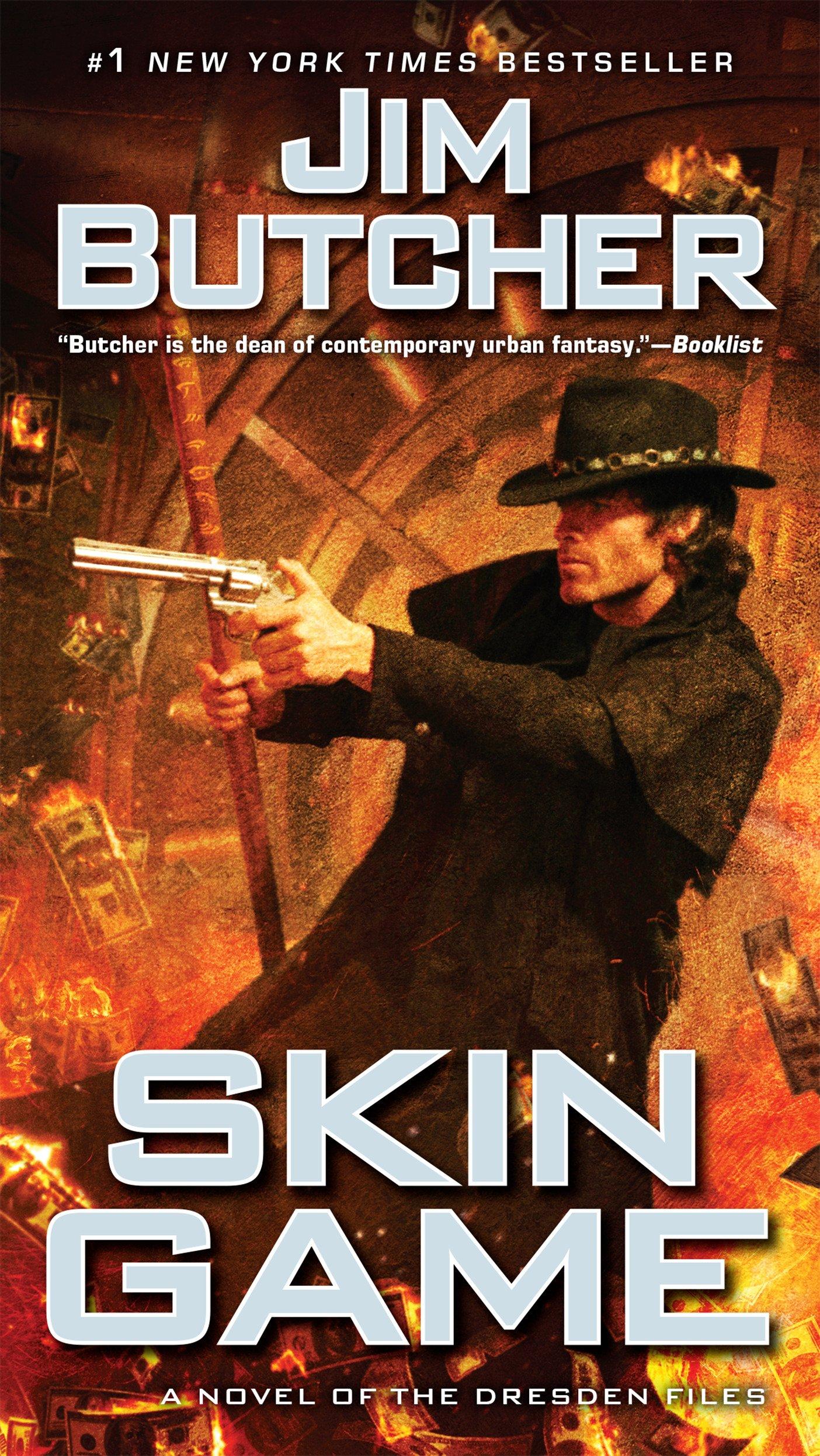 Skin Game (Dresden Files Book 15)