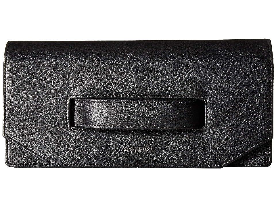 Matt & Nat Dwell Abiko (Black) Handbags