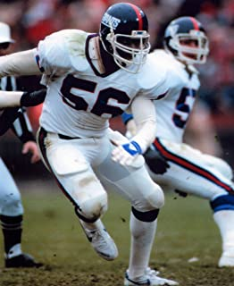 LAWRENCE TAYLOR NEW YORK GIANTS 8X10 SPORTS ACTION PHOTO J