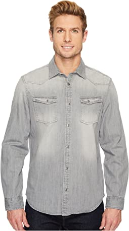Calvin Klein Jeans - Western Denim Button Down Shirt