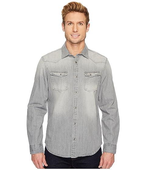 Western Denim Shirt Dress Calvin Klein YK7l1cIho