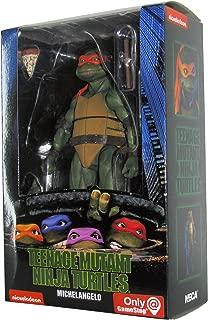 teenage mutant ninja turtles 90's movie action figure
