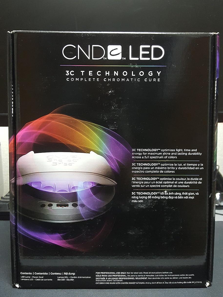 アロング日焼け喜びCND LED Nail Lamp Light Gel Shellac 110-240V [並行輸入品]