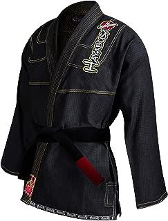 Hayabusa BJJ Gi | Adult Pro Jiu Jitsu Gi - - Jacket Only Only | White, Black, Blue