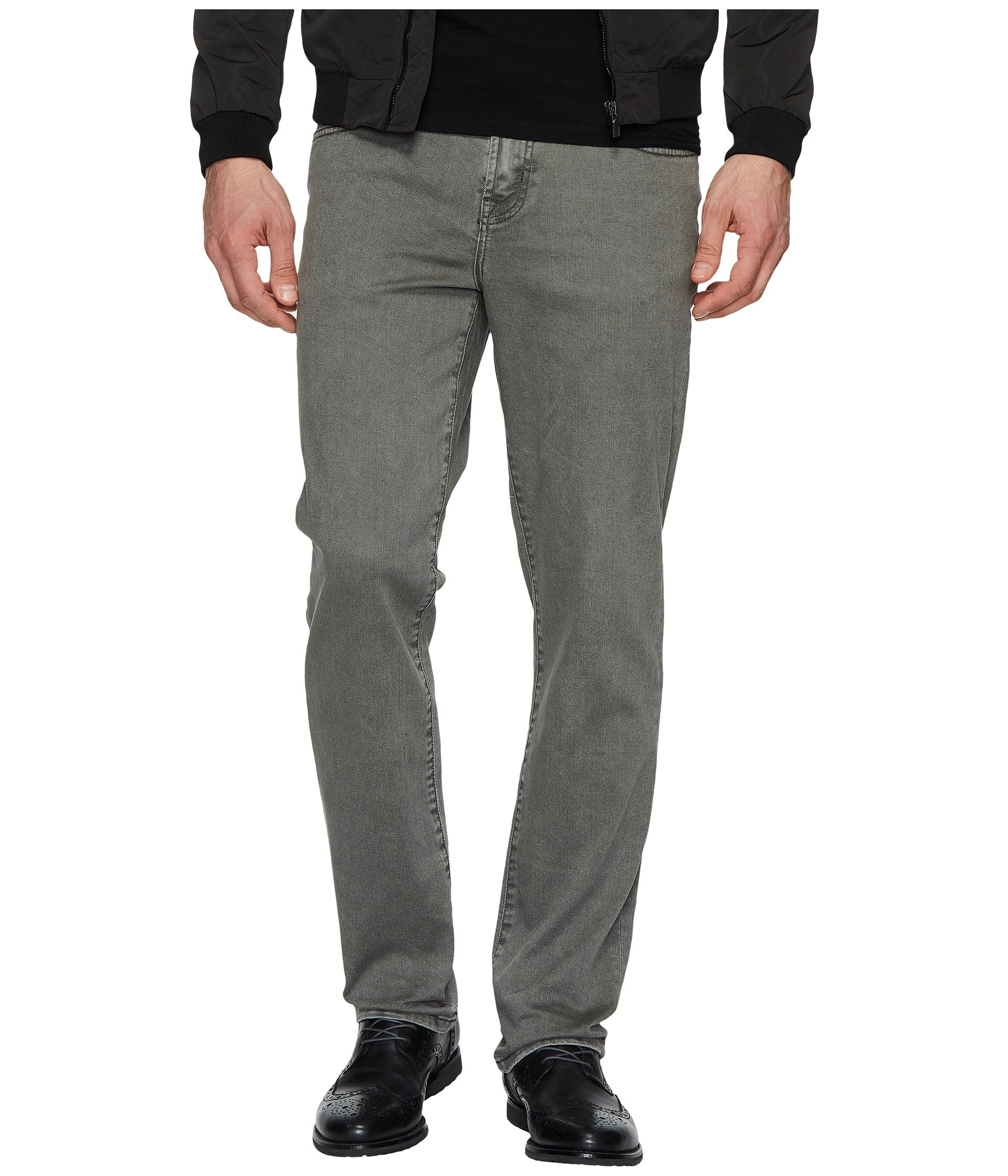 Jeans Denim Liverpool Stretch Gunmetal Straight In Relaxed WqqvaznfI