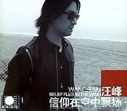 汪峰:信仰在空中飘扬(CD)