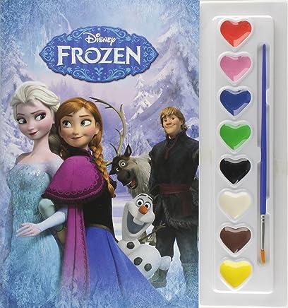 Disney. Miniaquarela. Frozen
