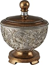 "OK Lighting 11"" H Langi Decorative Box"