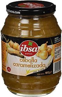 comprar comparacion Ibsa - Cebolla caramelizada, 975 g