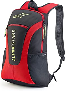 ALPINESTARS GFX Backpack, black Red Yellow, One Size