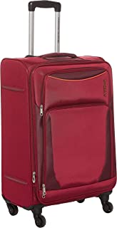 American Tourister Portland Softside Spinner Luggage Trolley 68cm with TSA Lock - Red
