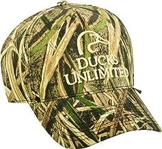 Mossy Oak Ducks Unlimited Shadow Grass Blades Structured Cap