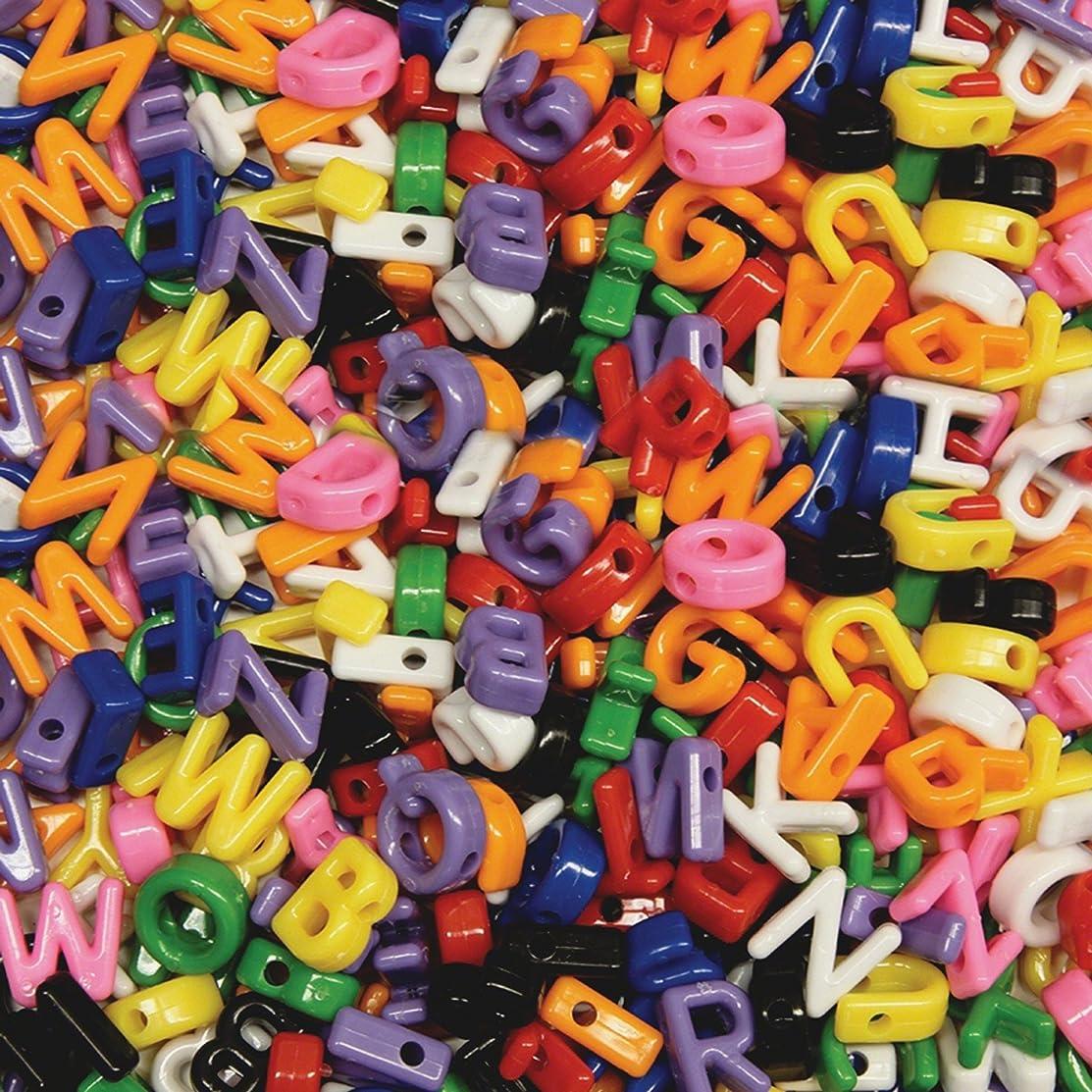 Chenille Kraft Upper Case Letter Beads (CKC3253)