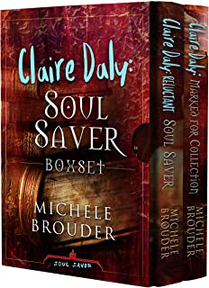 Claire Daly: Soul Saver Double Box Set (English Edition)