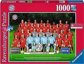 Ravensburger, Puzzle 19494 - FC Bayern München, Temporada 2015/2016, 1000 Piezas