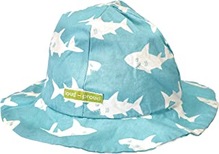 loud + proud Outdoorhut, GOTS Zertifiziert Cappello da Sole Unisex-Bimbi