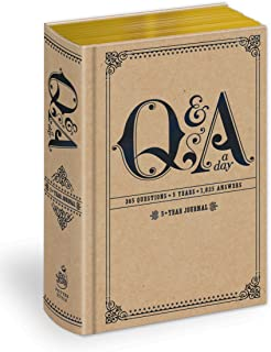 Q&A a Day: 5-Year Journal by Potter Style - Paperback