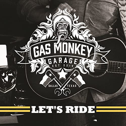 Gas Monky: Gas Monkey Garage: Let's Ride By Various Artists On Amazon
