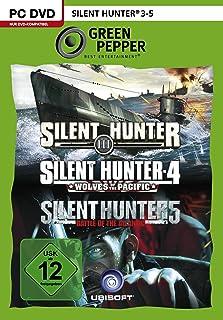 Silent Hunter 3-5 (Green Pepper) [Importación alemana]