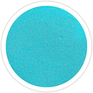 Sandsational Pool Blue (Turquoise) Unity Sand~1.5 lbs (22 oz), Turquoise Colored Sand for Weddings, Vase Filler, Home Décor, Craft Sand