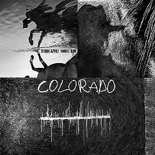 Neil Young & Crazy Horse  -  Colorado  (CD