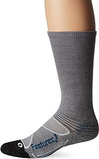 Elite Merino+ Cushion Crew Athletic Running Socks