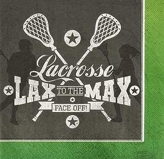 lacrosse birthday party