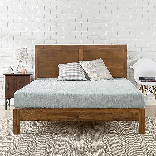 ZINUS Owen Wood Platform Bed Frame