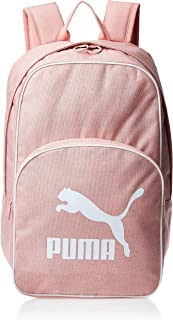 Puma Originals Backpack Retro Woven Bridal Ro Pink Bag For Unisex, Size One Size