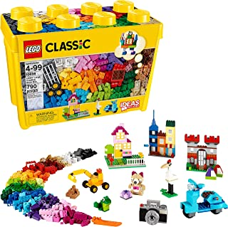 LEGO Classic Large Creative Brick Box 10698 Build Your...
