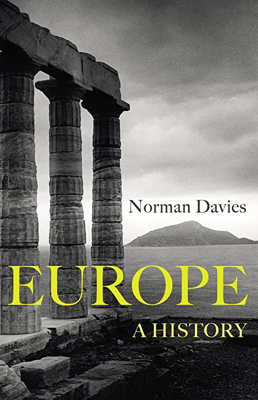 害再集計擬人Europe: A History (English Edition)