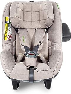 AeroFIX RWF Soft Line de Avionaut | Silla de coche reboard (orientada hacia atrás) | silla de coche grupo 1 (9kg-17.5kg, 67cm-105cm) | para niños pequeños de 6 meses a 4 años | Beige Melange