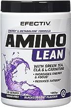 Efectiv Sports Nutrition Amino Lean Shakes 180 g Blackcurrant Estimated Price : £ 16,11