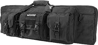 "Loaded Gear 36"" Long Tactical Soft Rifle Pistol Gun Bag Case, Black"