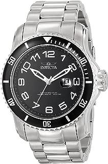 Men's 15072 Pro Diver Analog Display Japanese Quartz Silver Watch