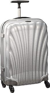 Samsonite 73349 Cosmo lite 3 Spinner Hard Side Luggage, Silver, 55 Centimeters
