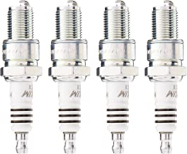 NGK (5044) BR8EIX Iridium IX Spark Plug, Pack of 1