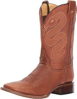 حذاء برقبة غربي للرجال من روبير