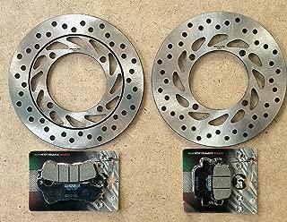 2008 Bj Bremssattel Bremszangen Reparatursatz JF14A 8 vorne f/ür Honda SH 125 i
