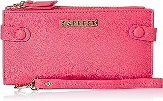 Caprese Brenda Women's Wallet (Pink)