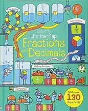 Lift-The-Flap Fractions and Decimals