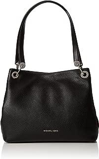 Best michael kors black leather shoulder bag Reviews