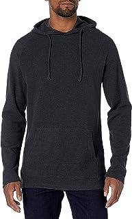 Goodthreads Mens Long-Sleeve Slub Thermal Pullover Hoodie