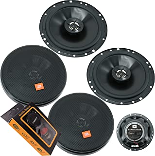 2 Pairs of JBL Stage 602H 6-1/2 Inches 260 Watts Peak Power Coaxial Car Audio Loudspeaker with Frequency Response: 55Hz – ... photo