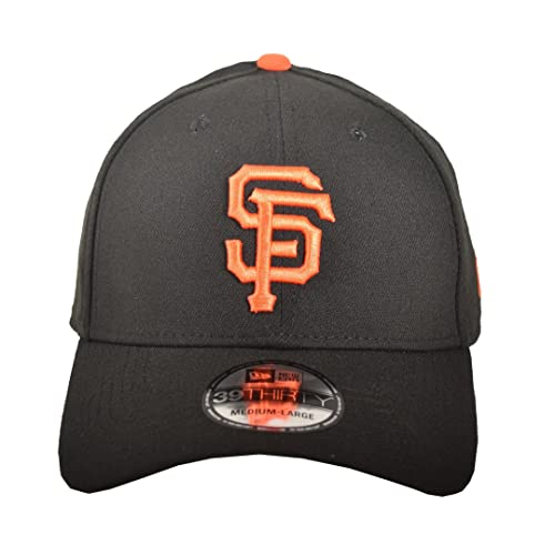3210274057bcc New Era MLB San Francisco Giants Team Classic 39Thirty Baseball Hat Cap  10975793 Black