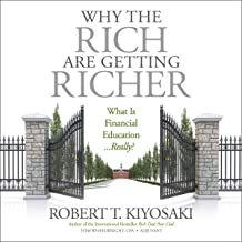 why the rich are getting richer audible