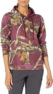 Staghorn Sudadera con Capucha de Camuflaje para Mujer