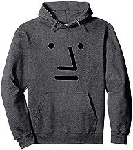 NPC meme Gray Face Hoodie