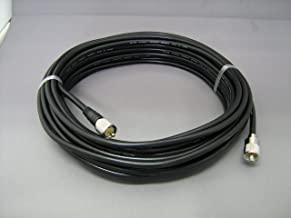 第一電波工業 ダイヤモンド  固定局用5D-FBケーブルセット 15m MP-MPコネクタ(片側脱着タイプ) 5DF15MB