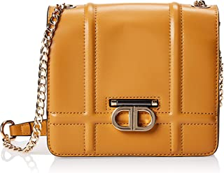 Zeneve London Crossbody Bag For Women, Brown, 119859000021
